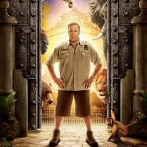 Zookeeper is listed (or ranked) 12 on the list The Funniest Movies About Animals