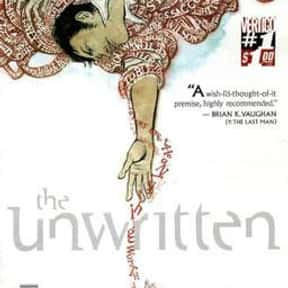 The Unwritten is listed (or ranked) 16 on the list The Best Vertigo Comic Book Series, Ranked