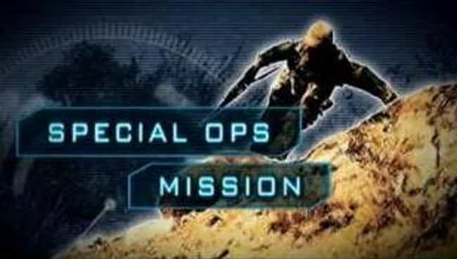 Special Ops Mission is listed (or ranked) 2 on the list The Best Military Channel TV Shows