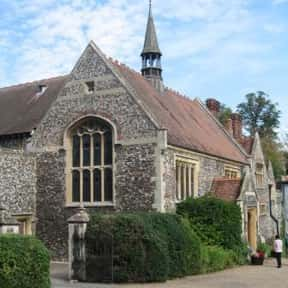 Thetford Grammar School is listed (or ranked) 5 on the list The 100+ Oldest Schools in the World