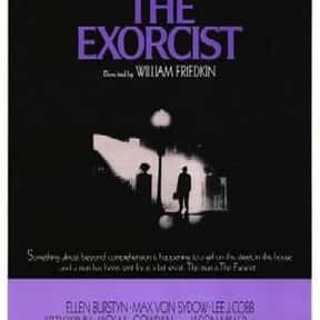 The Exorcist series is listed (or ranked) 20 on the list The Best Max Von Sydow Movies