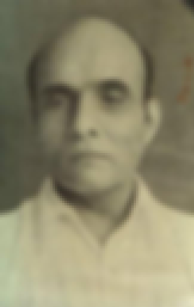 Vinayak Damodar Savarkar is listed (or ranked) 2 on the list Famous People Who Died of Euthanasia