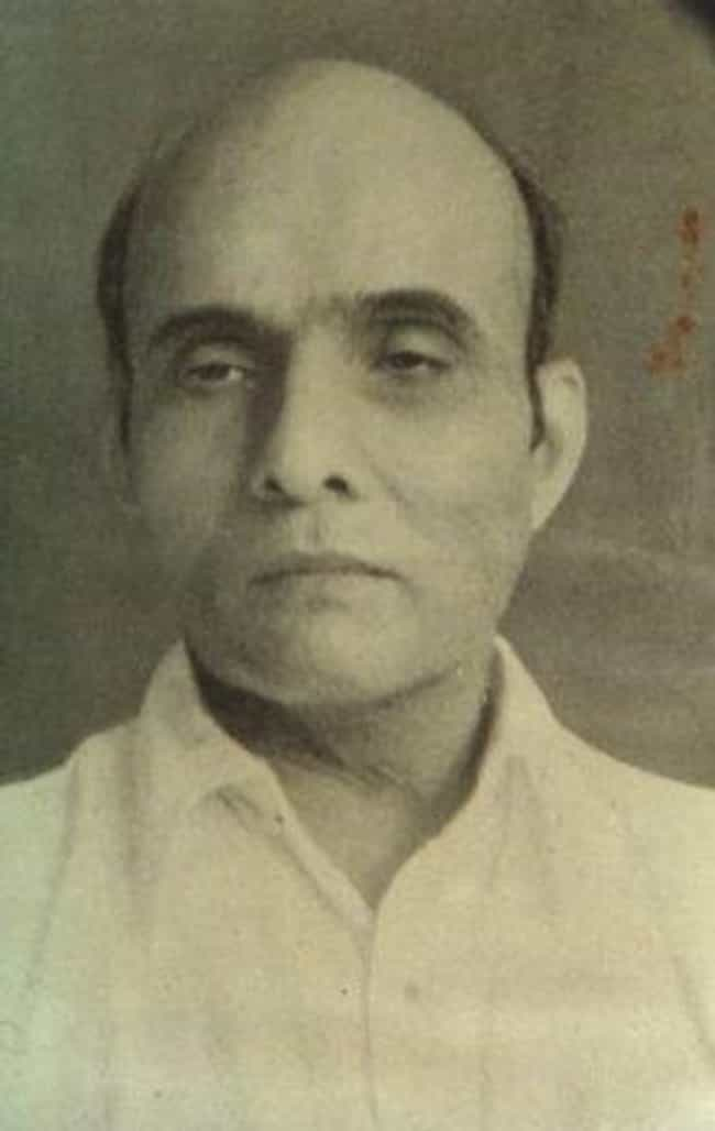Vinayak Damodar Savarkar... is listed (or ranked) 2 on the list Famous People Who Died of Euthanasia
