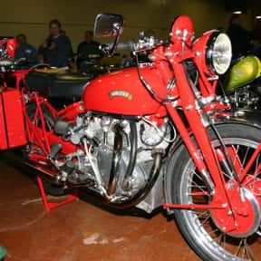 Vincent Motorcycles is listed (or ranked) 23 on the list The Best Motorcycle Brands
