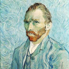 Vincent van Gogh is listed (or ranked) 17 on the list Famous People Who Died in France