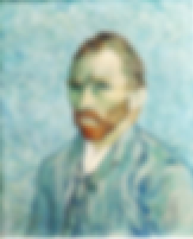 Vincent van Gogh is listed (or ranked) 1 on the list Famous Artists from Netherlands