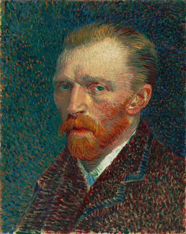 Vincent van Gogh is listed (or ranked) 1 on the list Famous Expressionist Artists
