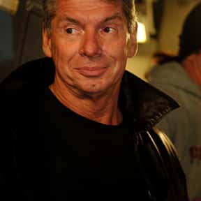 Vince McMahon is listed (or ranked) 6 on the list Famous People From North Carolina