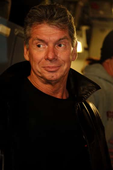 Vince McMahon is listed (or ranked) 2 on the list Famous Male Sports Commentators