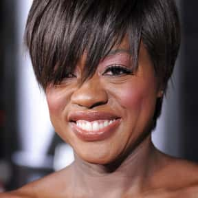 Viola Davis is listed (or ranked) 22 on the list The Best American Actresses Working Today