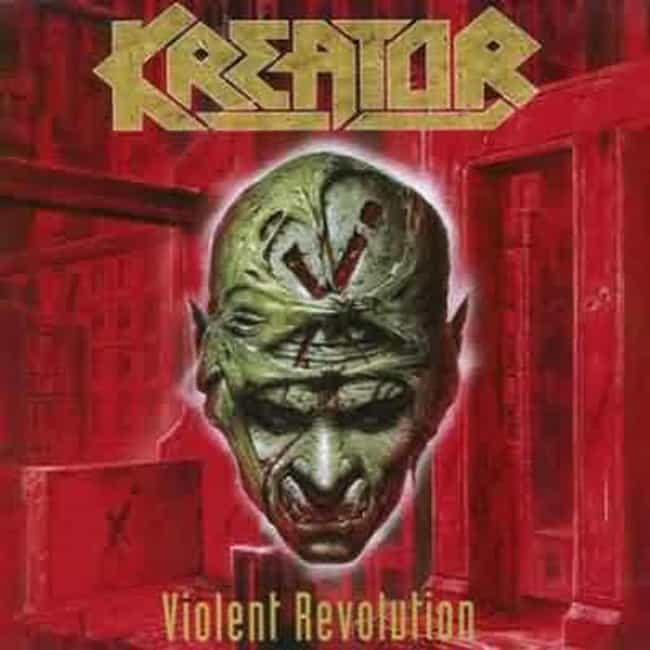 All Kreator Albums Ranked Best To Worst By Fans