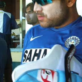 Virender Sehwag is listed (or ranked) 4 on the list Famous Athletes from India