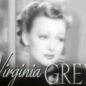 Virginia Grey is listed (or ranked) 4 on the list Full Cast of Wyoming Actors/Actresses