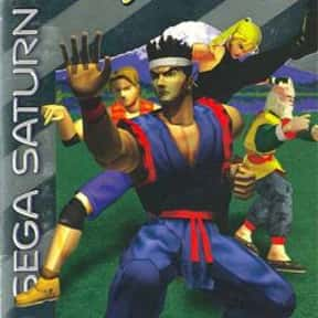 Virtua Fighter 2 is listed (or ranked) 9 on the list The Best Sega Saturn Fighting Games