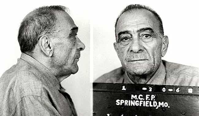 Vito Genovese is listed (or ranked) 2 on the list List of Famous Rum-Runners