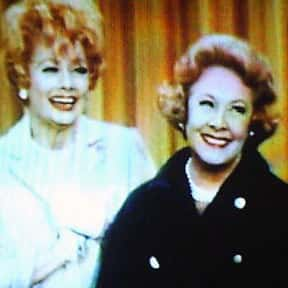 Vivian Vance is listed (or ranked) 6 on the list I Love Lucy Cast List
