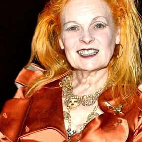 Vivienne Westwood is listed (or ranked) 5 on the list Famous University Of Westminster Alumni