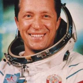 Vladimir Aksyonov is listed (or ranked) 6 on the list People Who Have Been To Space