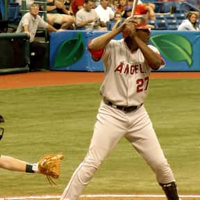 Vladimir Guerrero is listed (or ranked) 21 on the list List of Famous Baseball Right Fielders