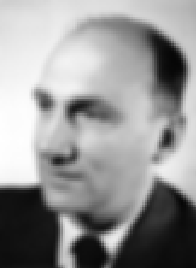 Vladimir Prelog is listed (or ranked) 4 on the list Famous Czech Technical University In Prague Alumni