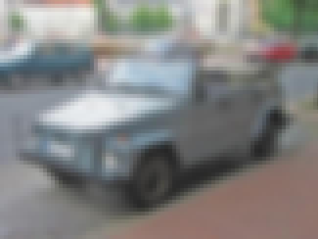 Volkswagen 181 is listed (or ranked) 6 on the list Full List of Volkswagen Passenger Cars Models