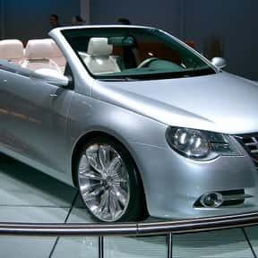 Volkswagen Eos is listed (or ranked) 24 on the list Cars.com's Top 25 Fuel-Efficient Used Cars