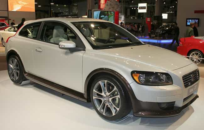 Volvo C30 is listed (or ranked) 3 on the list Full List of Volvo Models