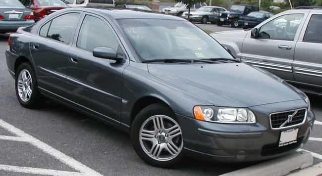 Volvo S60 is listed (or ranked) 4 on the list Full List of Volvo Models