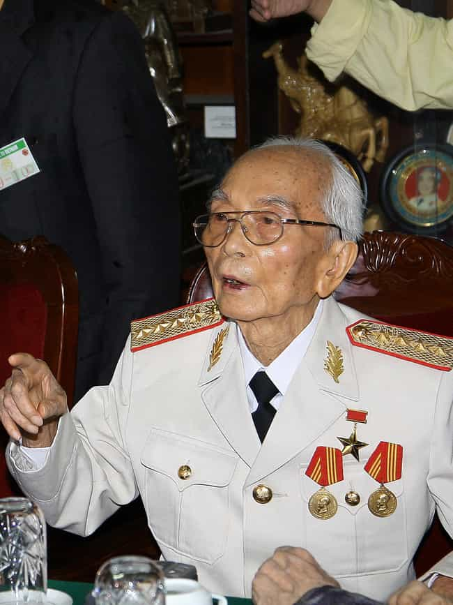 Vo Nguyen Giap is listed (or ranked) 8 on the list Dead Politicians: Politicians Who Died in 2013