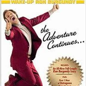 Wake Up, Ron Burgundy: The Los is listed (or ranked) 16 on the list The Best Luke Wilson Movies
