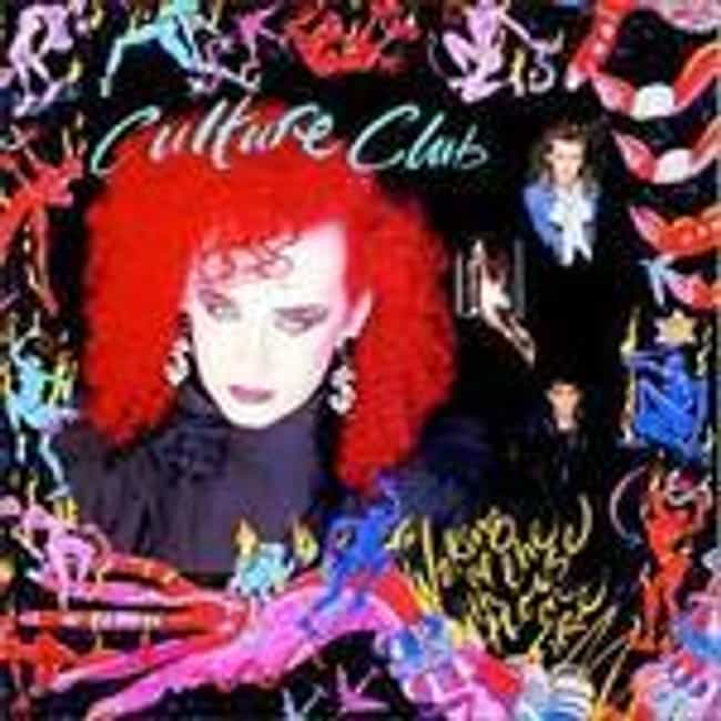 Waking Up With the House... is listed (or ranked) 3 on the list The Best Culture Club Albums of All Time