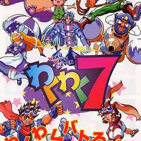 Waku Waku 7 is listed (or ranked) 24 on the list The Best Sega Saturn Fighting Games
