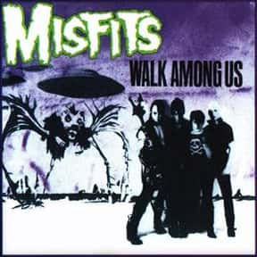 Walk Among Us is listed (or ranked) 12 on the list My Top 50 Albums Of The 80's (At The Time)