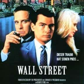 Wall Street is listed (or ranked) 3 on the list The Best Movies About Business