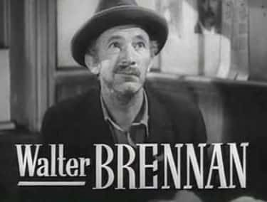 Walter Brennan is listed (or ranked) 2 on the list List of Famous Vaudeville Performers