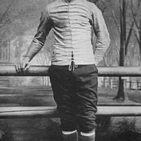 Walter Camp is listed (or ranked) 17 on the list Famous Skull and Bones Members