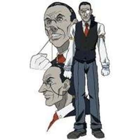 Walter C. Dornez is listed (or ranked) 12 on the list The Best British Anime Characters