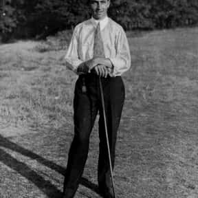 Walter Hagen is listed (or ranked) 8 on the list The Best Golfers Of All Time