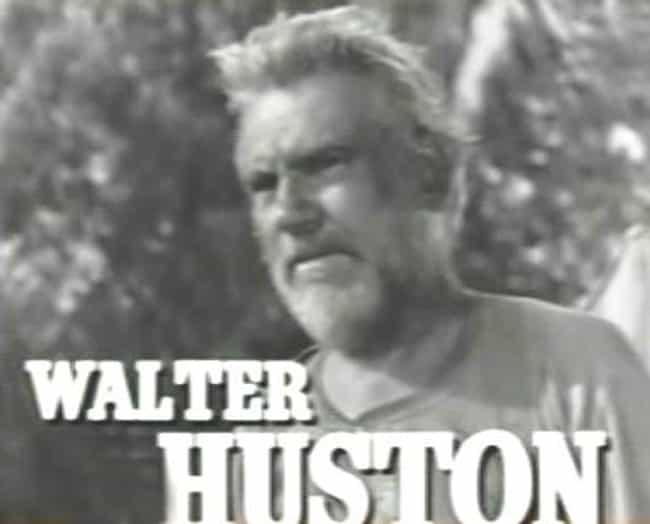 Walter Huston is listed (or ranked) 7 on the list Famous People Who Died of Aortic Aneurysm