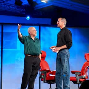 Walt Mossberg is listed (or ranked) 6 on the list Famous People From Rhode Island