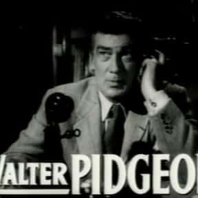 Walter Pidgeon is listed (or ranked) 1 on the list Full Cast of Rascal Actors/Actresses