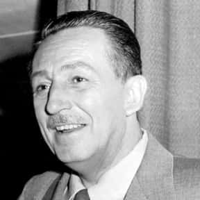 Walt Disney is listed (or ranked) 15 on the list The Greatest Entertainers of All Time