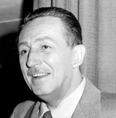 Walt Disney is listed (or ranked) 2 on the list List of Famous Entertainers