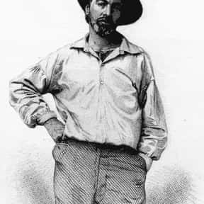 Walt Whitman is listed (or ranked) 1 on the list The Best American Poets