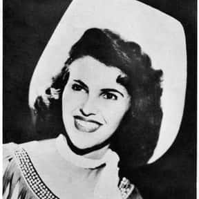 Wanda Jackson is listed (or ranked) 18 on the list The Best Country Singers From Oklahoma