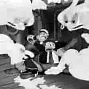 Shiver Me Timbers! is listed (or ranked) 16 on the list Full List of Popeye Episodes