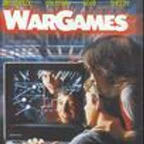 WarGames is listed (or ranked) 23 on the list The Greatest Teen Movies of the 1980s