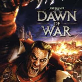 Warhammer 40,000: Dawn of War is listed (or ranked) 16 on the list The Best Base Building Games On Steam