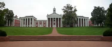 Washington and Lee University is listed (or ranked) 1 on the list Southern Colleges Ranked: Best Colleges & Universities