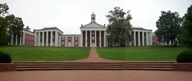 Washington and Lee University is listed (or ranked) 1 on the list Southern Colleges Ranked: Ivies and Little Ivies